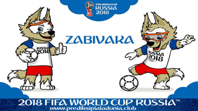 Apakah Nama Maskot Piala Dunia Tahun 2018 Rusia ?