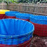 Jual Filter Air dan Kolam Terpal Ikan di Semarang,Hubungi 087878202527