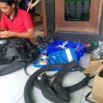 Jual Filter Air dan Kolam Terpal Ikan di Makkasar,Hubungi 087878202527