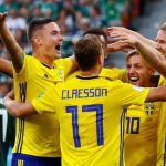 Duel Antara Swedia VS Swiss di Babak 16 Besar Piala Dunia Rusia 2018