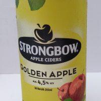 Strongbow Golden Apple