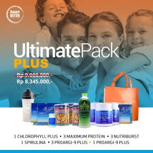 SMART DETOX-ULTIMATE PACK